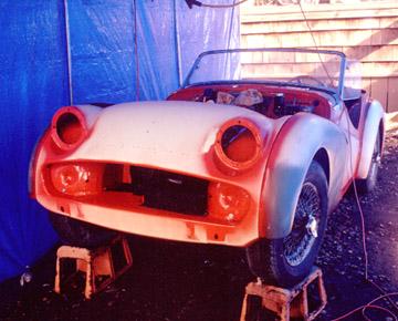 Triumph Tr2 3b Rebuilding Tips